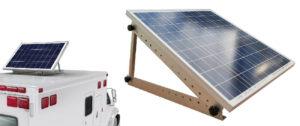 پایه پنل خورشیدی