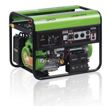 موتور برق گازسوز گرین پاور CC5000