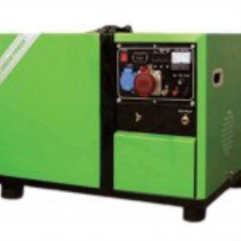 موتور برق گازسوز گرین پاور CC5000DA