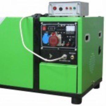موتور برق گازسوز گرین پاور CC5000DAT