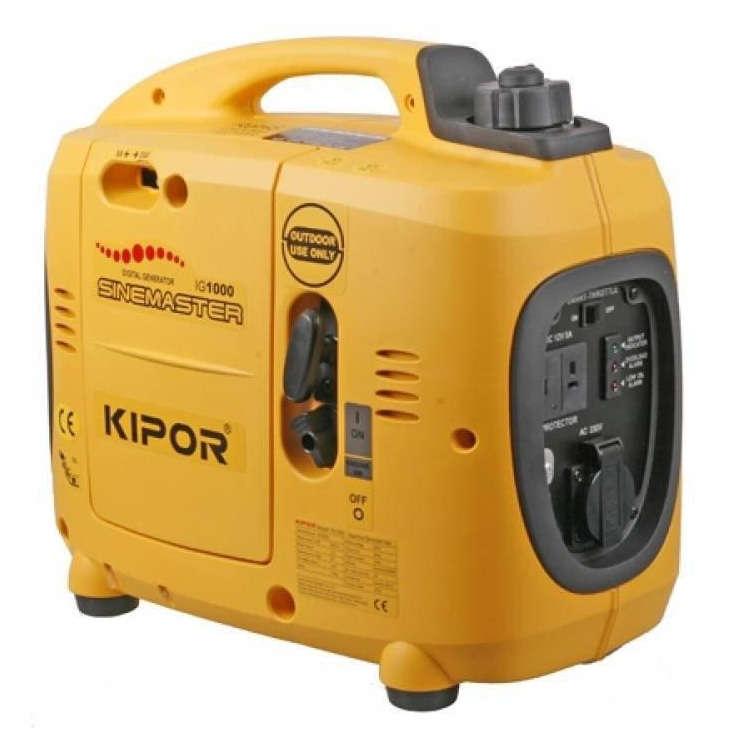 موتور برق بنزینی کیپور IG1000