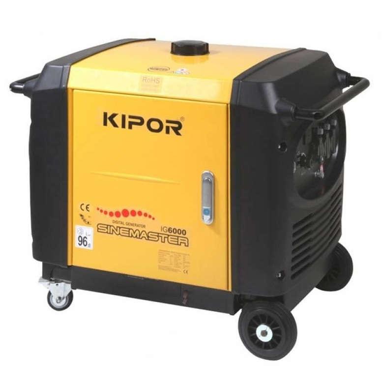 موتور برق بنزینی کیپور IG6000