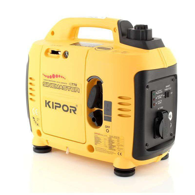 موتور برق بنزینی کیپور Kipor