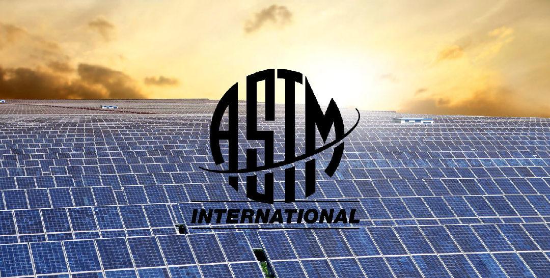 مجموعه استاندارد های جهانی سیستم برق خورشیدی و پنل خورشیدی