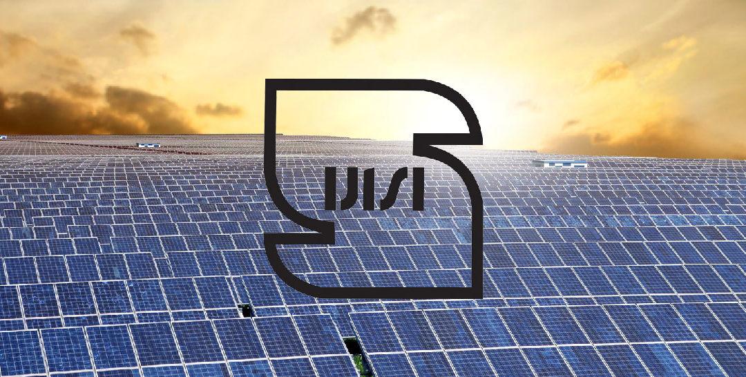 مجموعه استاندارد های ملی سیستم برق خورشیدی و پنل خورشیدی