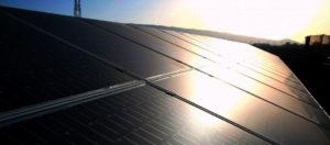 سیستم برق خورشیدی متصل به شبکه