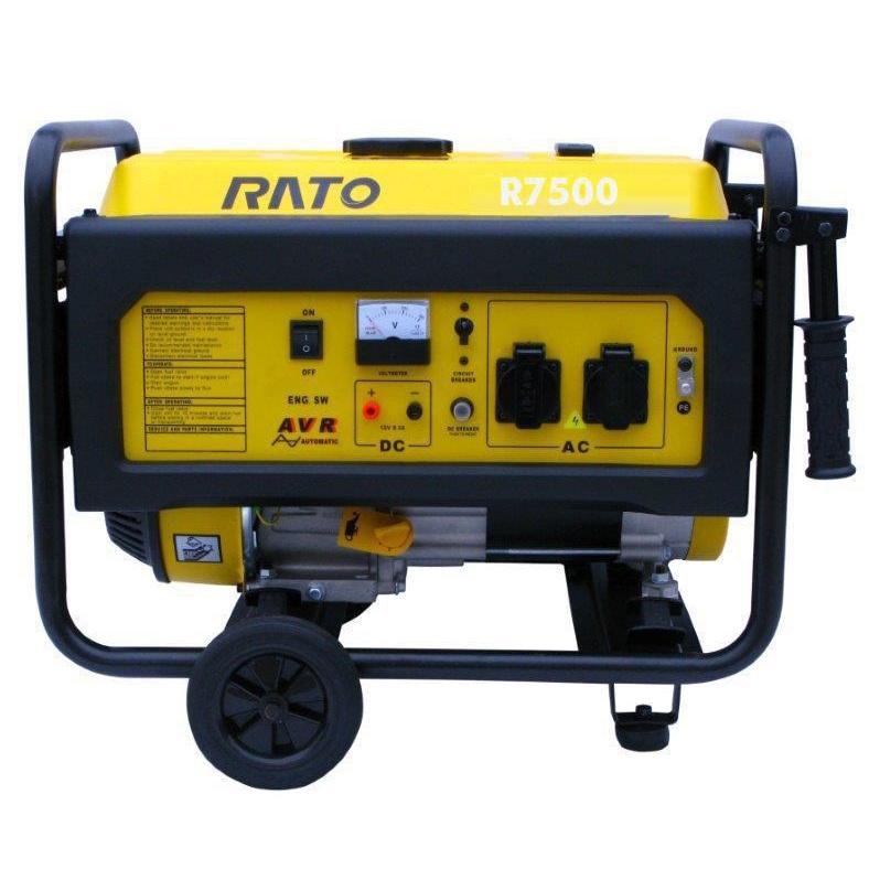 موتور برق راتو R7500 , R9500 , R10500
