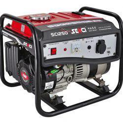 موتور برق بنزینی و دیزلی سنسی Senci
