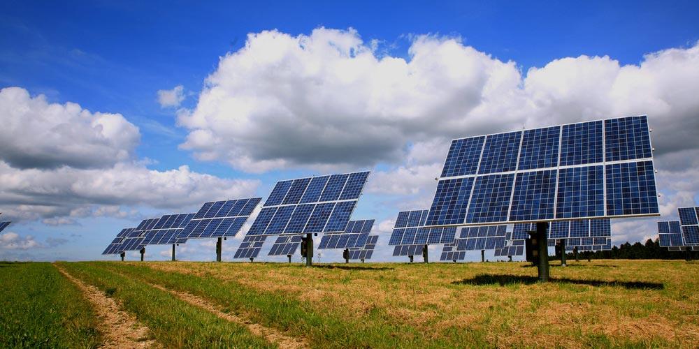 تجهیزات مصرفی خورشیدی